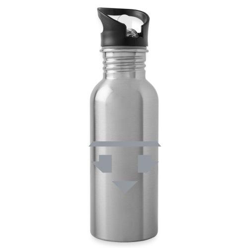 Twanneman logo Reverse - Drinkfles