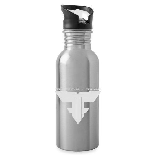 TFF Logo White - Juomapullot