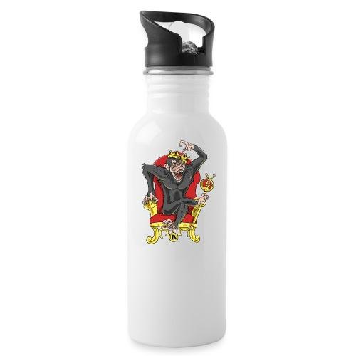 Bitcoin Monkey King - Beta Edition - Trinkflasche