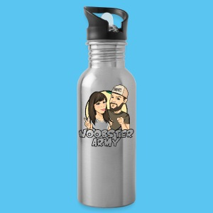 Noobsterarmy Couple - Trinkflasche
