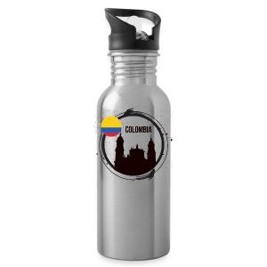 Kolumbien T-Shirt - Trinkflasche