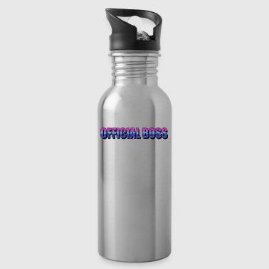 OFFIZIELLE BOSS - Trinkflasche