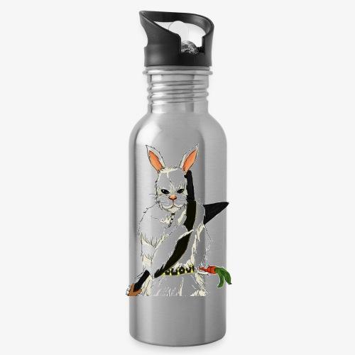 The white Rabbit - Drikkeflaske