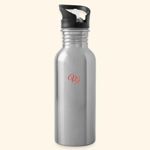 Diseños de Marca - Botella cantimplora con pajita integrada