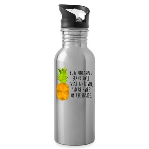 Be A Pineapple 2 - Trinkflasche