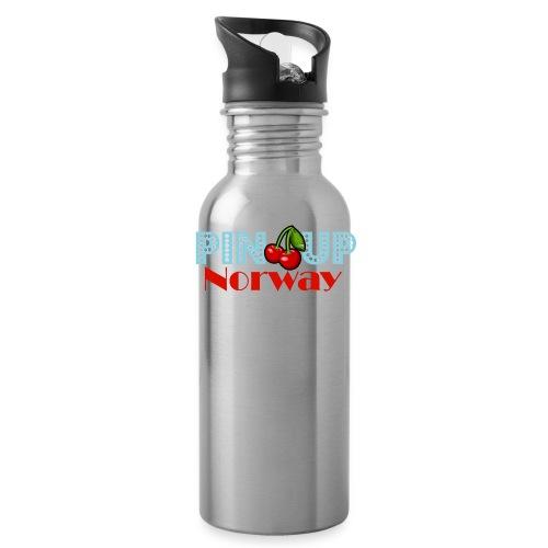 Pinup Norway Fan Club - Drikkeflaske