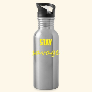 Stay Savage - Water Bottle