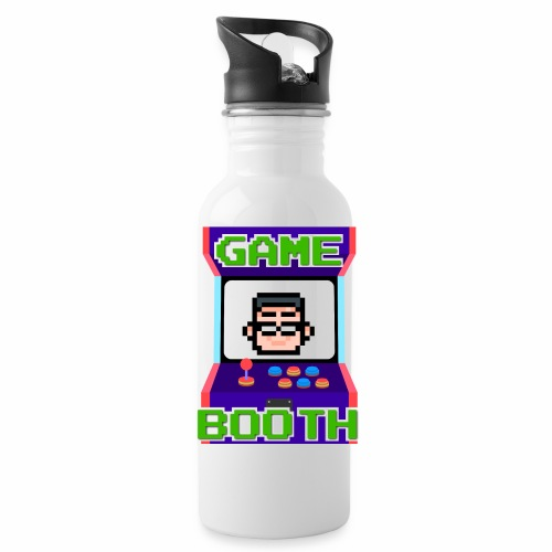 GameBooth Icon Logo - Water Bottle