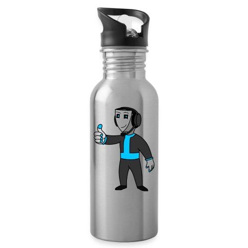 Vault-Troop Try - Water Bottle
