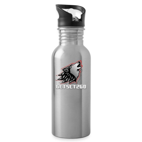 Cap logo - Water Bottle