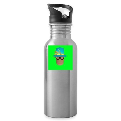 MrWhatWhat Logo Merch - Water Bottle