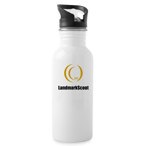 Tshirt Yellow Front logo 2013 png - Water Bottle