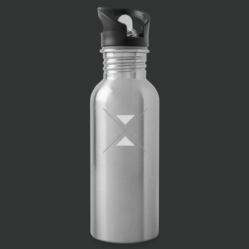 triangles-png - Water Bottle