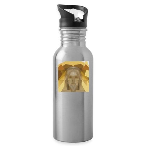 In awe of Jesus - Water Bottle