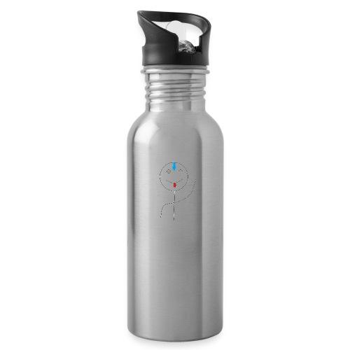 avatar stick man cover 6/6s - Drikkeflaske