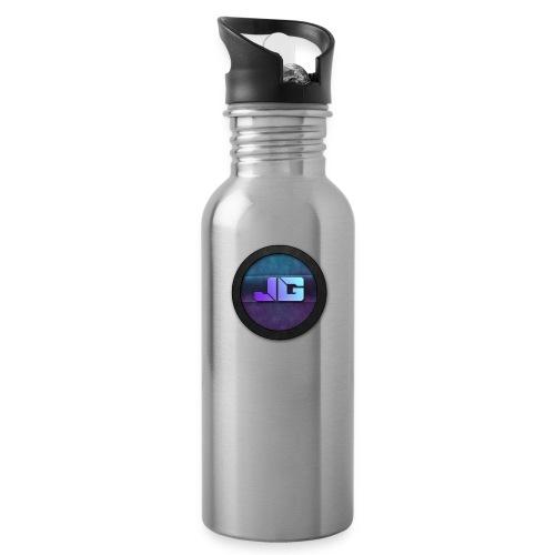 Pet met Logo - Drinkfles