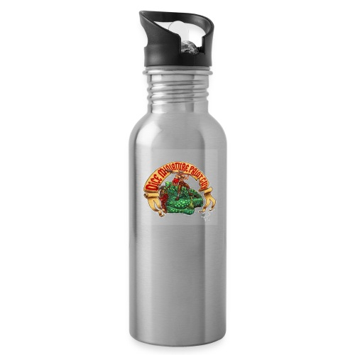 DiceMiniaturePaintGuy - Water bottle with straw