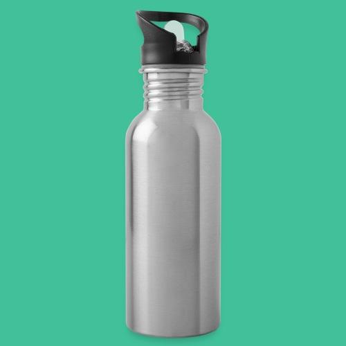 Velo Icon - Blk Track Jacket - Water Bottle