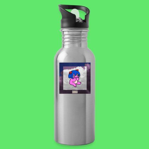 le nice girl - Water Bottle