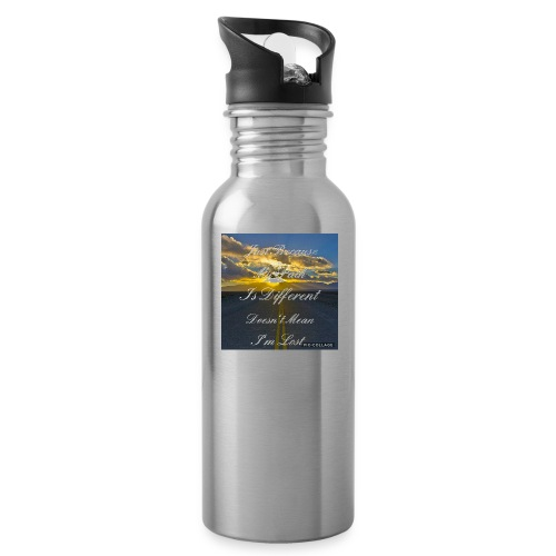 Just because my path - Water Bottle