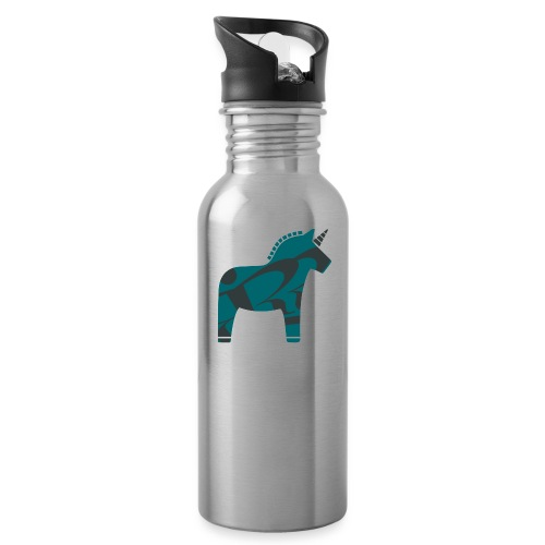 Swedish Unicorn - Trinkflasche
