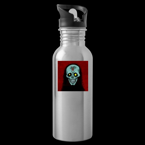 Ghost skull - Water Bottle