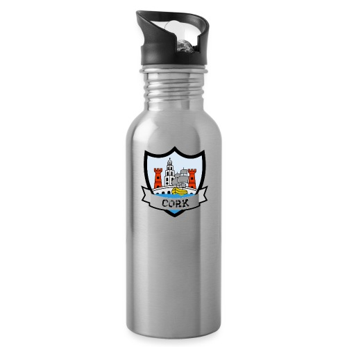 Cork - Eire Apparel - Water Bottle