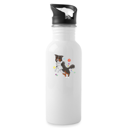 Australian Shepherd - Trinkflasche