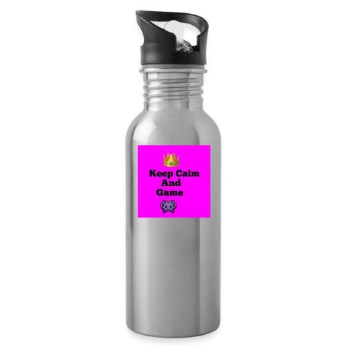 Keep Calm - Water Bottle