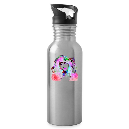 Painted Kate - Trinkflasche