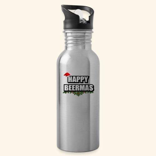 HAPPY BEERMAS AYHT - Water Bottle
