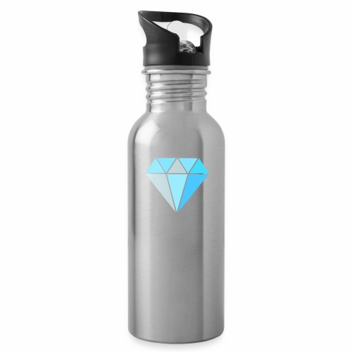 Diamond - Drinkfles