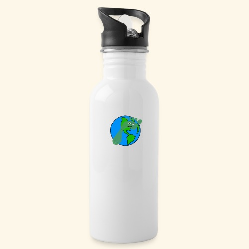 Earth Day Every Day - Trinkflasche