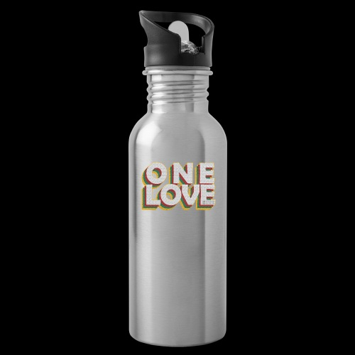 ONE LOVE - Trinkflasche
