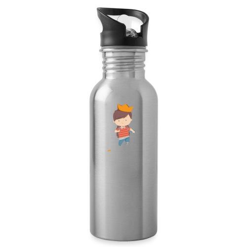 Grundschulkönig - Trinkflasche
