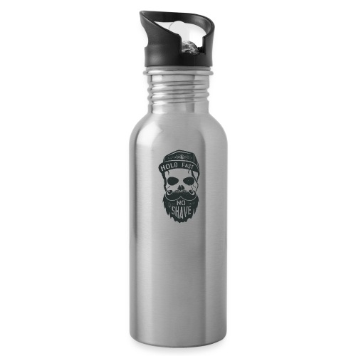 No Shave - Trinkflasche