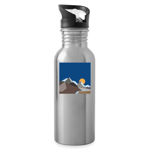 Himalayas - Water Bottle