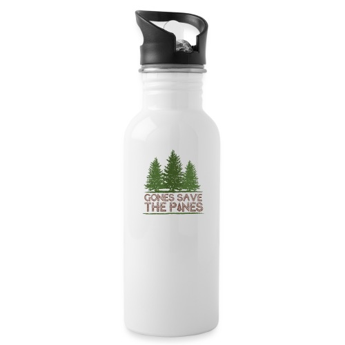 Gones save the pines - Gourde
