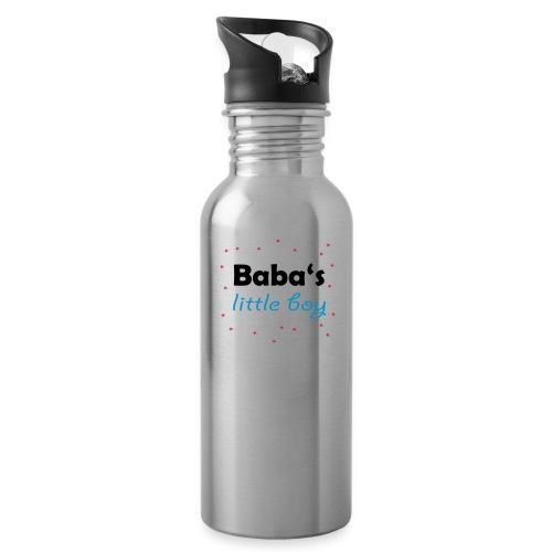 Baba's litte boy Babybody - Trinkflasche