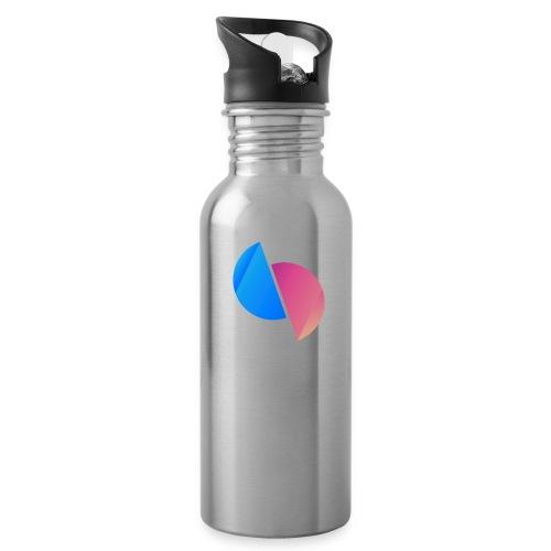 Ediplace logo färg - Vattenflaska
