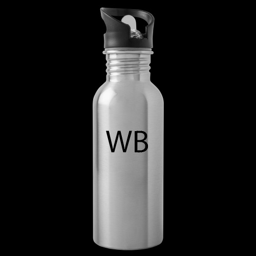 WB Logo - Trinkflasche