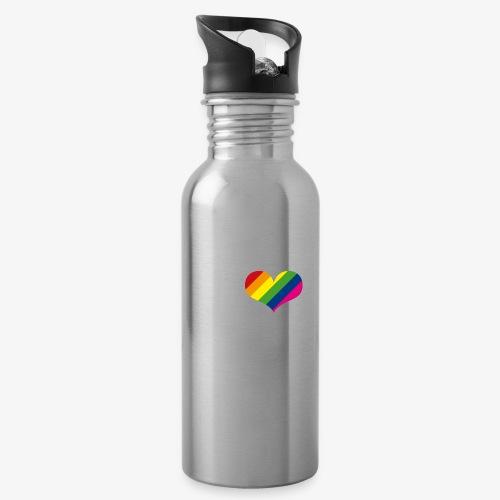 I love Schöneberg Rainbow - Trinkflasche