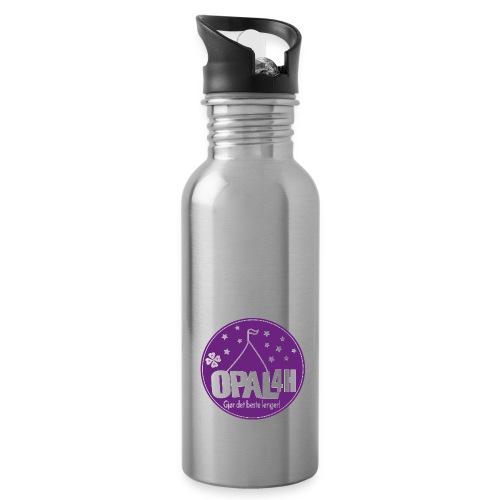 OPAL 4H logo - Drikkeflaske
