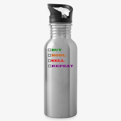 BHSR 1 - Water Bottle