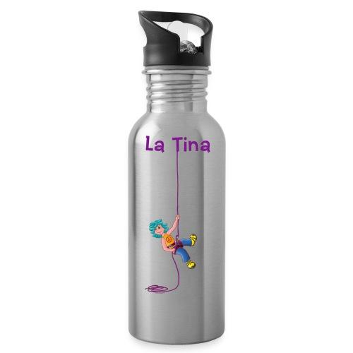 La Tina rapelant - Cantimplora