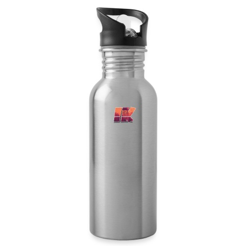 Ishaan Kulkarni Logo (1) - Water Bottle