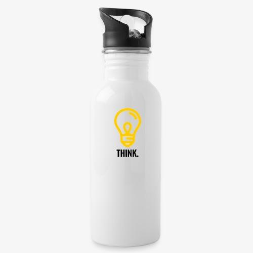 THINK - Borraccia