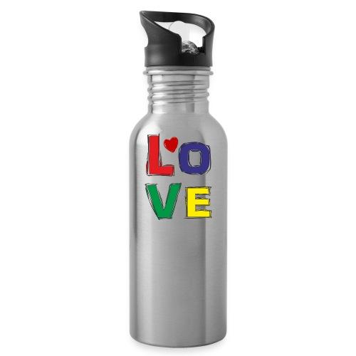 LOVE - Trinkflasche