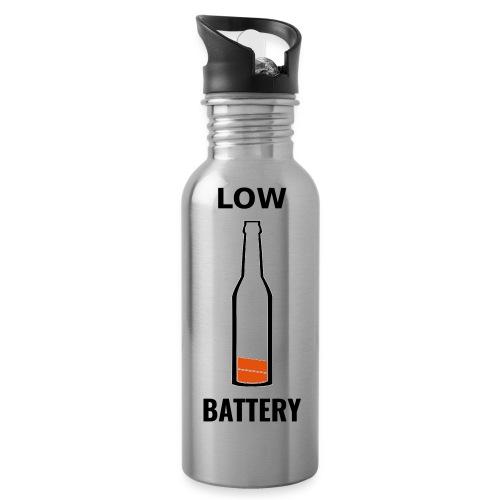 Beer Low Battery - Gourde