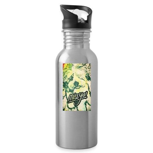 Musste, süsser Hund - Trinkflasche